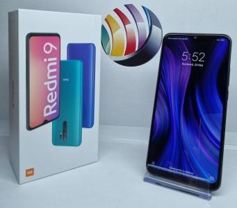 Xiaomi Redmi 9 Carbon Grey 64 GB